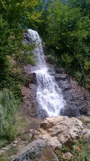 Trout Mara water fall